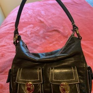 Marc Jacobs small black hobo